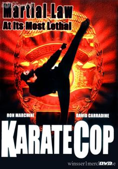 Karate Cop (1991)