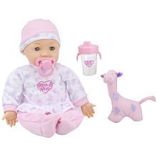 """You & Me 14 inch Hugs & Holds Doll - Caucasian (Styles Vary) - Toys R Us - Toys """"R"""" Us"""