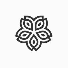 Flower mark design by @creskdesign  Follow us @logoplace and contact us on email to order the... #logotype #logomark #graphicdesign #dribbble #logonew #brandidentity #symbol #businesslogo #logogrid #logoinspire #logoinspirations #branding #logoplace #logopassion #logoprocess #glacreative #logosai #dailylogo Shape Design, Pattern Design, Web Design, Graphic Design, Logo Process, Logo Creation, Logo Type, Bird Drawings, Logo Maker