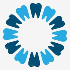 Dental Care Logo Icon Teeth Flower Vector Illustration More than 3 million PNG and graphics resource at Pngtree. Dental Clinic Logo, Dentist Logo, Dental Art, Tooth Icon, Teeth Logo, Smile Icon, Dental Office Design, Illustration, Logo Design Template