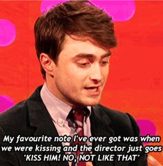 Dan on filming a gay sex scene for Kill Your Darlings ~silvernarnia~