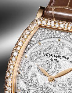 Patek Philippe ladies watch