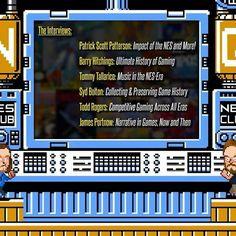 NES Quest dvd menu