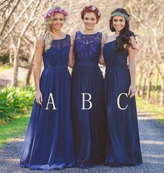 Long Bridesmaid Dress, dress for bridesmaid, Mismatched Bridesmaid Dress, Chiffon Bridesmaid Dress, Royal Blue Bridesmaid Dress,BDS00028 on Storenvy Bridesmaid Dresses Long Blue, Royal Blue Bridesmaid Dresses, Lace Bridesmaids, Royal Blue Dresses, Prom Dresses, Sequin Bridesmaid, Long Dresses, Dresser, Wedding Party Dresses