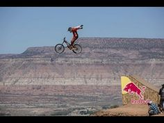 Freeride mountain biking crowned a new king as Canadian Kurt Sorge took the top spot in Red Bull Rampage. France's Antoine Bizet took second and Utah local Logan Binggeli came in third in a thrilling contest that saw huge jumps and flips all over the steep cliffs of Virgin, Utah.    http://www.redbullusa.com/rampage  _______________________________...