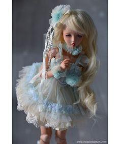 Acheter Perruque Pearled Ivory Angel Philia Code Noir