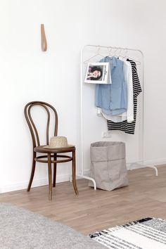Berlínský bytový minimalismus v podání interiérové designérky Sarah Van Peteghem | Living | bydlení | WORN magazine