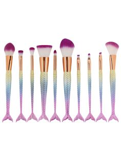 GET $50 NOW | MAANGE 10 Pcs Ombre Rainbow Mermaid Makeup Brushes SetFor Fashion Lovers only:80,000+ Items • New Arrivals Daily • FREE SHIPPING Affordable Casual to Chic for Every Occasion Join RoseGal: Get YOUR $50 NOW!http://www.rosegal.com/makeup-brushes-tools/maange-10-pcs-ombre-rainbow-1129844.html?seid=9147514rg1129844