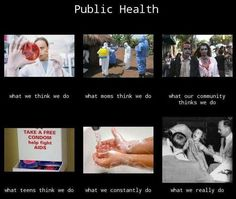 Check out the new Public Health Memes Tumblr. Funny stuff!