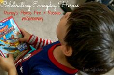 Celebrating Everyday Heroes and Giveaway