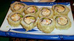 Crunchy Rolls from Taste of Tokyo!