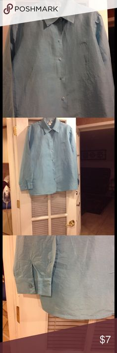 Size 22 NYCard blouse good condition Size 22 NYCard Collection blouse good condition NYCard Tops Button Down Shirts