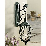 Dragonfly Candle Wall Sconce