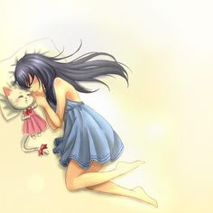 Fairy Tail: Wendy and Charle.