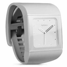 Nooka Zub Zan 40 Watch - Grey
