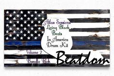 The Atlas Sessions Living Black Beats In America Drum Kit 8GB Drive 7GB Bundle    eBay