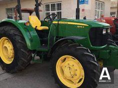 Traktör John Deere 5E Serisi 5065E