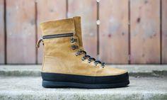 Allique Fall/Winter 2014 Hi-Top Sneaker Collection