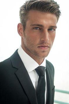 So Hott... I love this hair cut on Men
