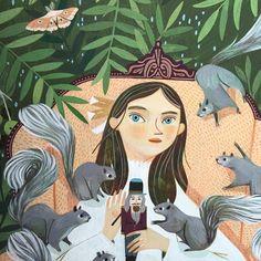 Rebecca Green: New work and prints coming soon. ✨