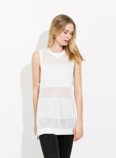 Claire Tank : Cashmere Tank | Women | Kit and Ace
