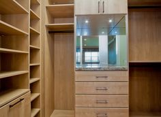 Looking for spacious, luxurious storage design? A walk-in closet is right for you. See how JL Closets can offer you the walk-in closet of your dreams.