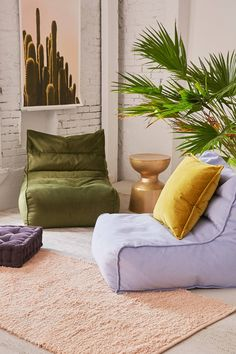 Charley Velvet Lounge Chair | Urban Outfitters