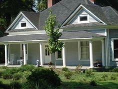 OldHouses.com - 1905 Victorian - Historic McCall Homestead in Acworth, Georgia