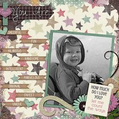 Shellby's Scraps (photo album by Shellby) - Digiscrap Corner