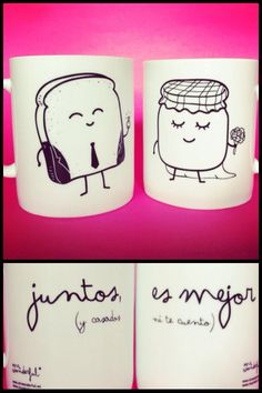 Tazas bodiles de mr wonderfull