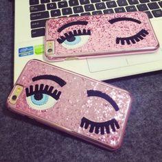 Miss Gossip Glänzend Handyhülle für iphone5 und iphone 6/6Plus