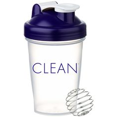 The original idea was to create a protein shaker cleaning solution.