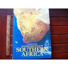 ILLUSTRATED ATLAS OF SOUTHERN AFRICA-READER'S DIGEST-R1.00 START.Crazy Wed Auction. for R6.00