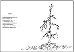 """""""Merry"""" by Shel Silverstein Love this poem! Best Poems, Fun Poems, Nonsense Poems, Shel Silverstein Poems, Clay Flower Pots, Pot Lights, Star Sky, Story Time, Christmas Fun"""