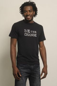 Check out this eco-friendly organic and bamboo t-shirt. http://thegloss.com/fashion/cool-eco-friendly-t-shirts-for-fathers-day/