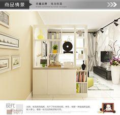 Прихожая шкаф минималистский современной гостиной Кабинета прихожей перегородка…