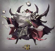ArtStation - Warcraft x Adventure Time, Tan Zhi Hui
