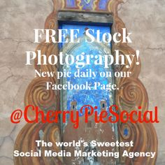 All you have to do is like our Facebook page or share it with your friends! https://www.facebook.com/CherryPieSocial #SantaFeNM #Denver #Phoenix #SocialMedia