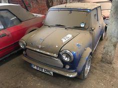 eBay: Mini 1000 City E ( Barn Find ) #classicmini #mini