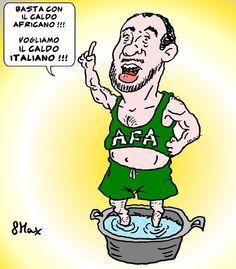 #IoSeguoItalianComics #Satira #Poilitica #Salvini