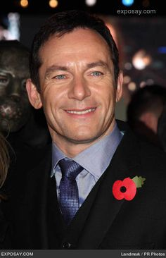 Among his other roles, Jason Isaacs played the villain Lucius Malfoy in the Harry Potter films.