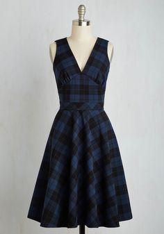 On Top of the Whirl Dress | Mod Retro Vintage Dresses | ModCloth.com
