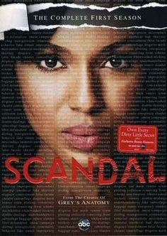Scandal Complete Season 1 Dvd New Sealed