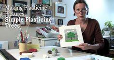 Barbara Reid Author & Illustrator Plasticine, Arts Ed, Camping With Kids, Grade 3, Art Club, Art Activities, Clay Crafts, Art Lessons, Art Boards