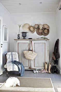 35 propuestas para decorar tu entrada / 35 Entry to inspire   Decorar tu casa es facilisimo.com