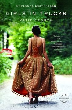 The cover says charming and effervescent, but I thought it wad dark and sad.  It was a good book though