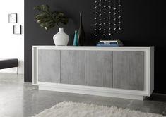Apportez de la lumière et de l'originalité dans votre intérieur avec le buffet/bahut design Rosine.