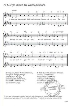 Christmas carols for children Buy it in the Stretta sheet music shop - Advent - weihnachten Christmas Carols For Kids, Winter Christmas, Christmas Music, Piano Sheet, Sheet Music, Kindergarten Songs, Piano Music, Advent, Figure Drawing