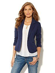Women's Suit Jackets & Vests - New York & Company