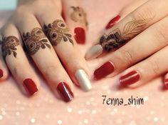 Henna Hand Designs, Mehndi Designs Finger, Mehndi Designs For Girls, Mehndi Designs For Fingers, Unique Mehndi Designs, Mehndi Design Pictures, Latest Mehndi Designs, Beautiful Henna Designs, Henna Tattoo Designs